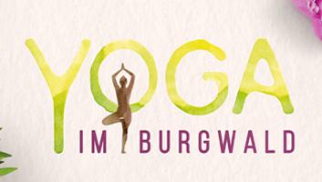 Logo Yoga im Burgwald